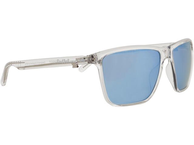 Red Bull SPECT Blade Sunglasses Men, transparant/blauw